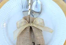 Table place settings