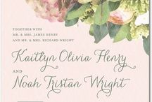 Invitații de nuntă vintage