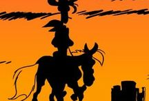 Lucky Luke / Just a poor lonsome cowboy