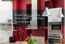 Decor Tips / Find easy to do Decor Tips to add beauty to your home.