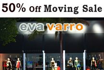 Only 3 Days Left! 50% Off Moving Sale at Eva Varro Newport Beach! / Only 3 Days Left! 50% Off Moving Sale at Eva Varro Newport Beach!
