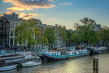 Netherlands / Travel with Bender.  Family Travel made easy in Holland. Amsterdam & Rotterdam.