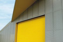 Industrial Sectional Doors / Industrial Sectional Doors