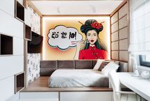 Pokój nastolatka/Teenager's bedroom