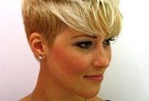 Frisuren / Haare und Frisuren