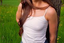 Sport Model Larissa aus Backnang