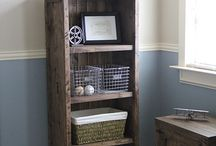DIY Bookcase / by Callie Bertsche