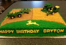 birthday cakes / by Kimberly Tripp Slate