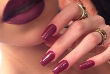•Nails