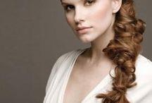 I love braids! / Engagement Hair & Makeup Ideas