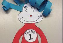 Classroom- Dr. Seuss / by Jennifer Haigh