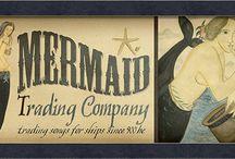 All things Mermaid / by Anna Beideman