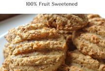 Wholesome Treats / Sweets and Treats you don't have to feel guilty about. Yay!