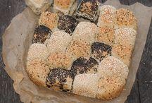 Sparade recept - bröd/bak