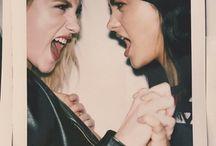 Camila mendes and Lili Reinhart