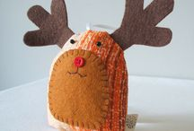 Upcycled Christmas / Gifts, decorations goodies and treats which don't  cost the Earth!  http://www.remadeinbritain.com/index.php/gift-ideas/upcycled-christmas.html