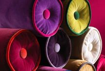 Tekstil / Bruk av tekstiler i interiør