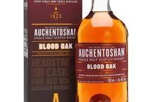 Auchentoshan single malt scotch whisky / Auchentoshan single malt scotch whisky