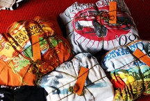 t shirts / Think again before you throw out that old tshirt!