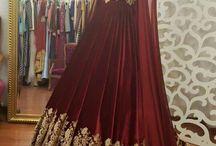 Wedding Muslim Gown