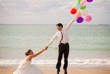 svatba parove focení