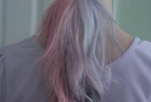 Colorful hair :$