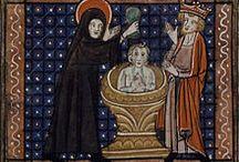 Sigebert III (630 +656) Roi des Francs d'Austrasie (639-656) / ROI DES FRANCS D'AUSTRASIE (19 janv 639- 10 février 656) 17 ans, 0 mois et 13 jours. Préd: Dagobert 1°, Succ: Childebert III. - Mérovingien né en 630. Décès le 1° février 656. Parents: DAGOBERT I° et RAGNETRUDE. Conjoint: CHIMNECHILDE. Enfants: BILHILDE ou BLICHILDE, DAGOBERT II, CHILDEBERT III (L'ADOPTE).