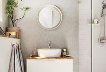 Allt för ditt badrum / Här kan du hitta allt du behöver för att skapa just ditt drömbadrum. Hitta mer inspiration och tips på vår hemsida: villalivet.se/badrum