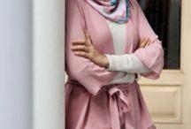 laudya's hijabs....