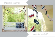 {DECORATING} 4th of July