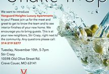 Events by Vanguard Heights.