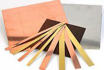 Copper sieraad