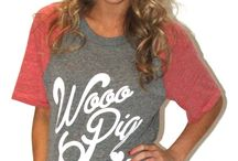 Woo Pig Sooie / by Amy Richardson