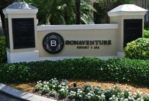Bonaventure Conference Center / 80,000 sq ft of newly renovated conference center space. Including indoor and vast outdoor options