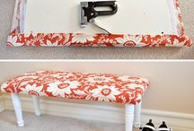 slip covers and reupholstery / by Melanie Perry