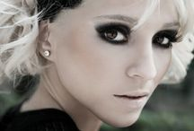 Through Her Eyes!  / Make those eyes bold and black! Check out some of these dramatic eye strokes to lighten up your face.