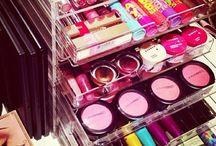 ✽ makeup ♡ vanity ✽