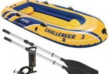 Nautica hinchable / Kayaks hinchables, barcas hinchables de paseo y pesca. Tablas de paddle Surf - Stand Up Paddle SUP
