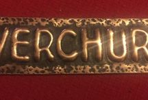 House Names Signs, Plates & Plaques / Beautiful antique and vintage house names!