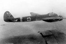 Német bombázók