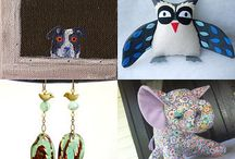 Animals Handmade with love /  Handmade clay, pottery, and ceramic animals
