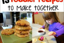 Cooking with kids / Cooking with your kids