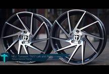 DF ♡ Tomason TN17 Wheel / Tomason TN 17 Felge #Left and Right Design #Tuning