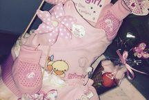 Baby τουρτες απο πανες/gift / Τουρτες απο πανες για μωρακια εξαιρετικο δωρο και ασυνηθιστο για τις νεες μανουλες!!