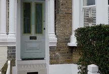 Mosaic tiles home entrances / Beautiful tiles that can really make a difference to your home entrance...