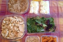 Meal Prep / by Wendy Janette