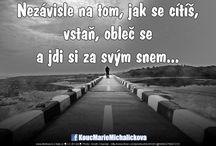 citáty a motivace♥