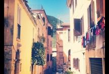 Mon village en Italie / Atina