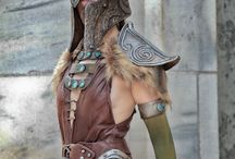 Cosplay / Video Games, Comics, Manga, Anime, and all other cosplay.