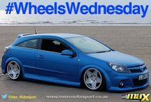 #WheelsWednesday